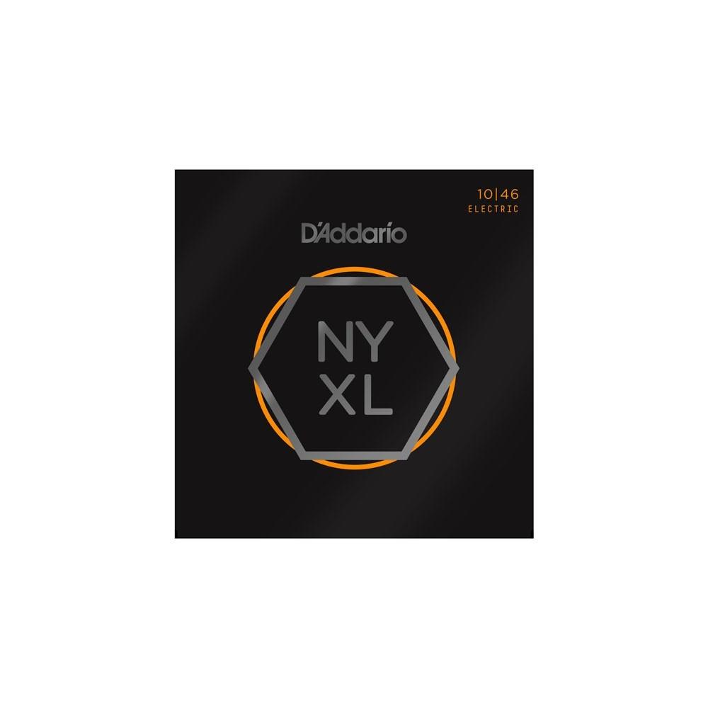 D'Addario NYXL1046 Regular Light Electric Guitar String Set