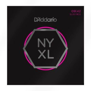 D'Addario NYXL0942 Regular Super Electric Guitar String Set