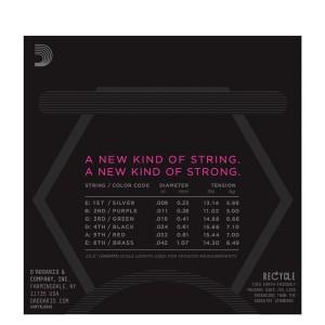 D'Addario NYXL0942 Regular Super Electric Guitar String Set