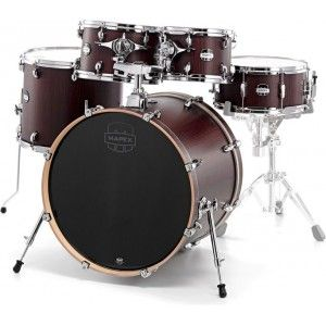 Mapex Mars Series 5 Pcs Shell Pack Drum Kit- Bloodwood