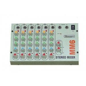 Stranger MM6 Audio Mixer