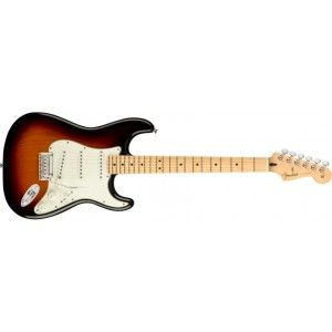 Fender Player Stratocaster Electric Guitar SSS -Maple Fingerboard