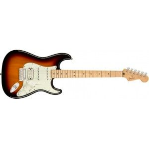 Fender Player Stratocaster Electric Guitar HSS - Maple Fingerboard