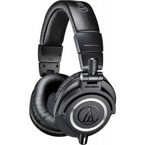 Audio-Technica ATH-M40X Professional Studio Monitor  Headphones (Black)
