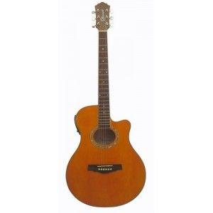 Granada PRX-43EQ Semi Acoustic Guitar