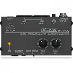 Behringer MA400 Monitor Headphone Amplifier