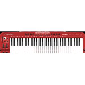 Behringer UMX610 61 Keys Midi Controller Keyboard