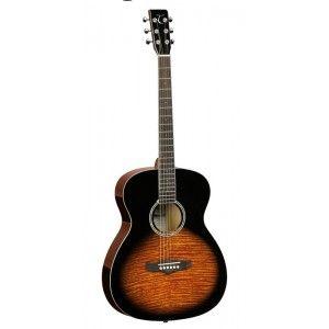 Tanglewood TLF DVB Semi-Acoustic Guitar