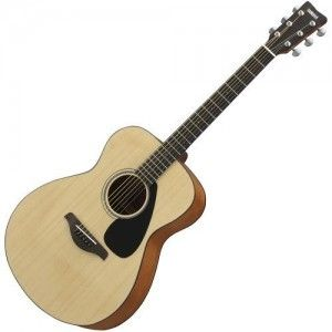Yamaha FS650 Acoustic Guitar Medium Size