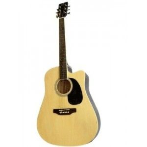 PLUTO HW41TC-201 Acoustic Guitar