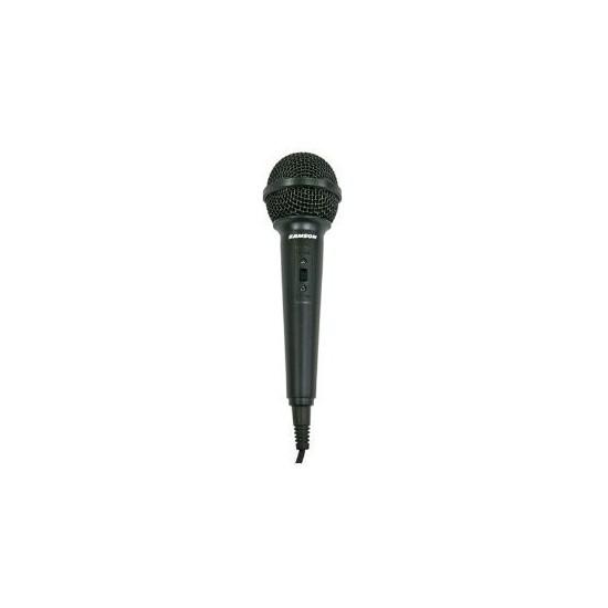 Samson R10S Dynamic Microphone