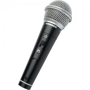 Samson R21S Dynamic Vocal Microphone