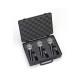 Samson R21S Dynamic Microphone - 3 Pack With Switch