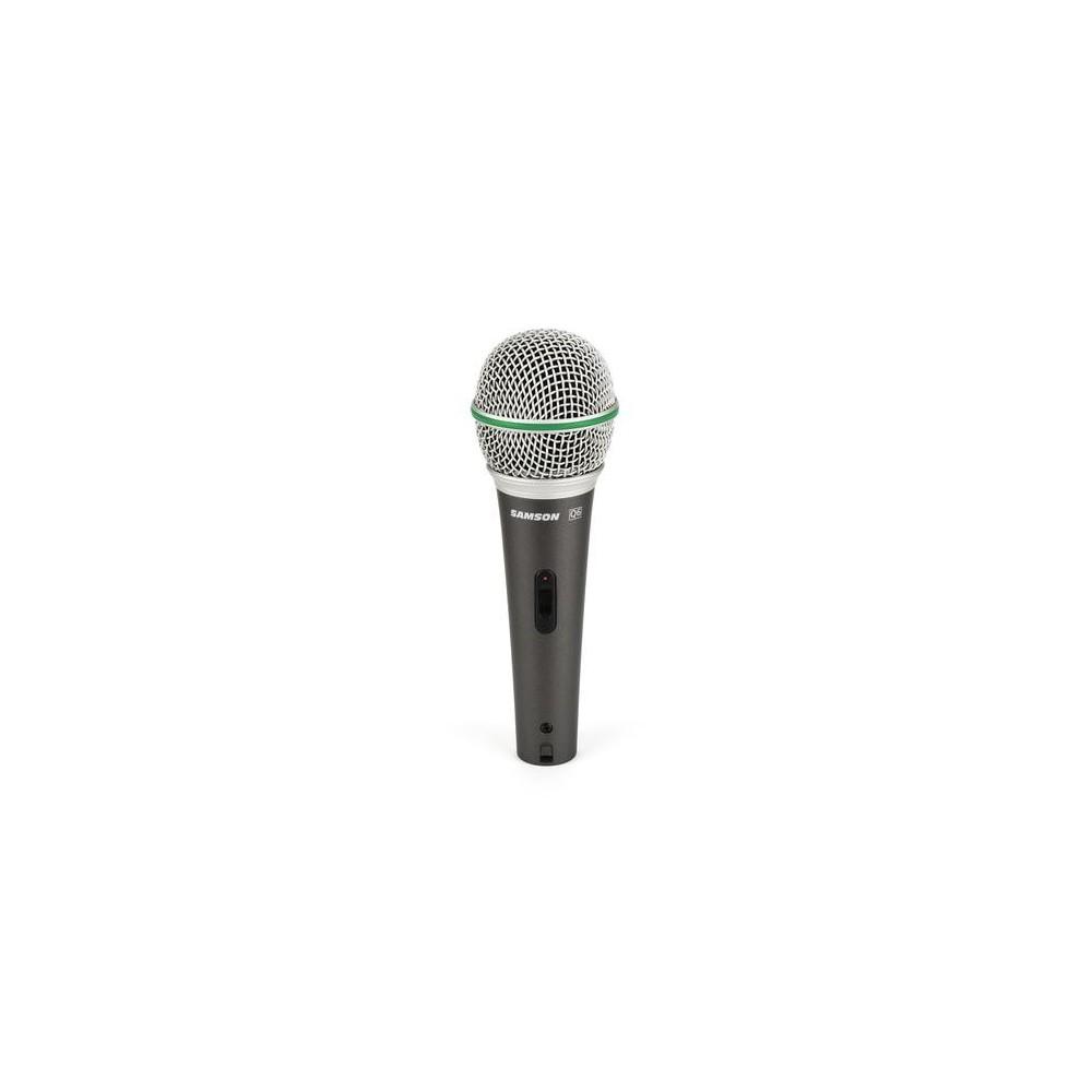 Samson Q6 Dynamic Microphone