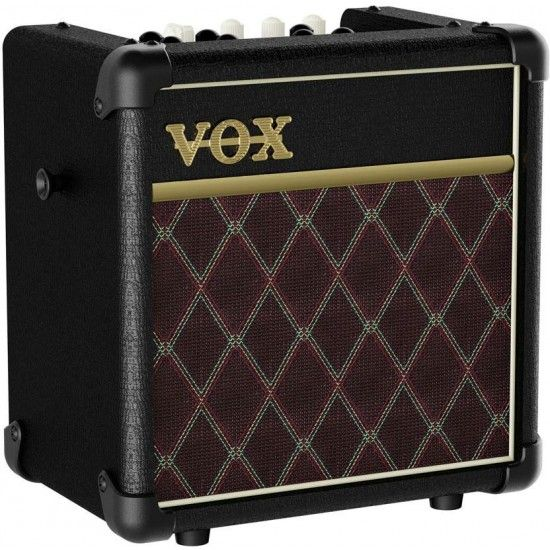 VOX MINI5 Rythm Battery Powered Amplifier
