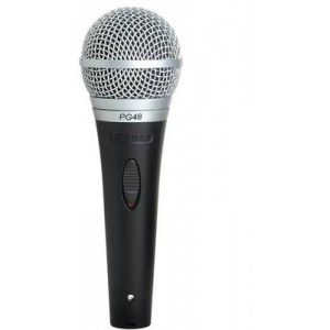 Shure PG-48 Dynamic Vocal Microphone (without cable)