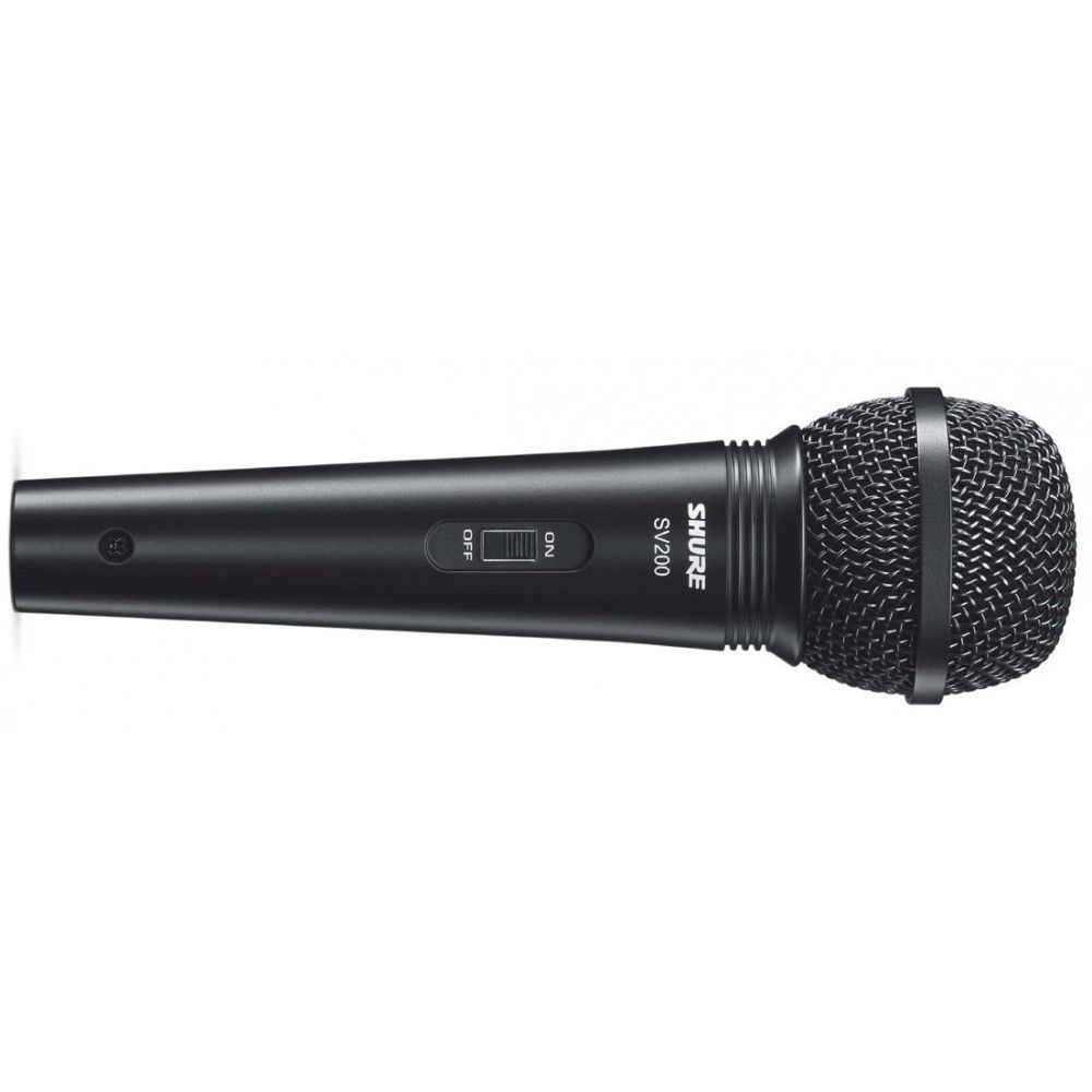 Shure SV200 Dynamic Vocal Microphone