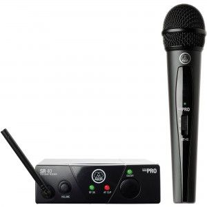 Akg Wms 40 Pro Mini Wireless Vocal Microphone