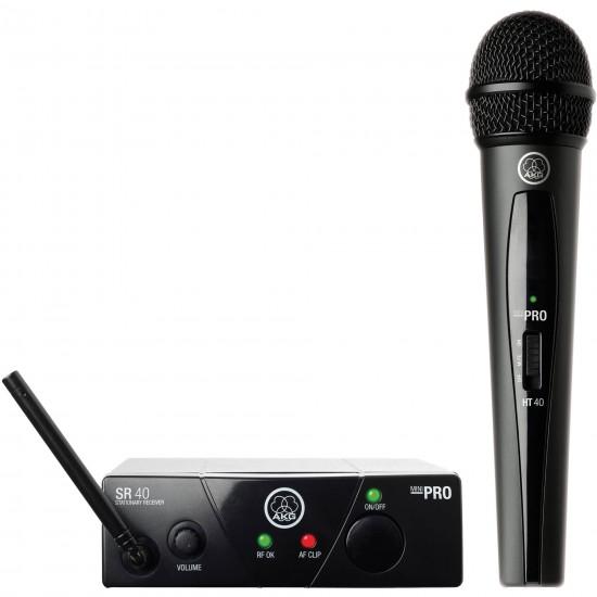 Akg Wms 40 Pro Mini Wireless Vocal Microphone