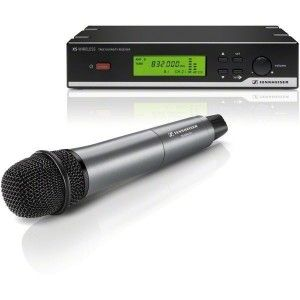 Sennheiser XSW35C Wireless Vocal Set