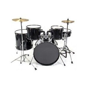 Chancellor 5Pcs Junior Drum Kit