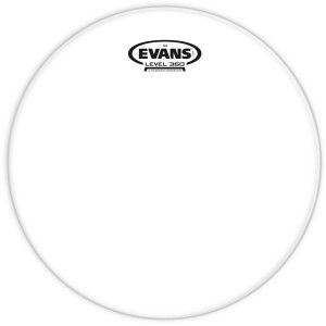 Evan TT12G2 12'' Clear Tom Heads