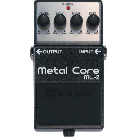 Boss ML-2 Metal Core Effect Pedal