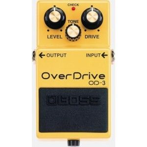 Boss OD-3 OverDrive Effect Pedal